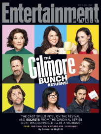THE GILMORE BUNCH RETURNS!