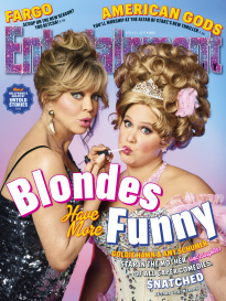 BLONDES HAVE MORE FUNNY