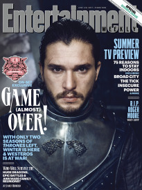 GAME OF THRONES: KIT HARINGTON (JON SNOW)