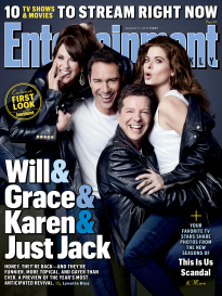 WILL & GRACE & KAREN & JUST JACK