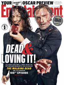 THE WALKING DEAD - DARRYL AND RICK