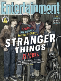 STRANGER THINGS RETURNS - KIDS