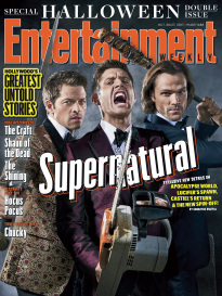 SUPERNATURAL - SET OF ALL 4