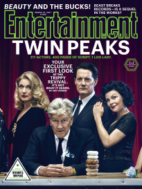 TWIN PEAKS 2 OF 3 COLLECTOR'S COVERS