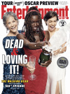 THE WALKING DEAD - CAROL, MICHONNE AND MAGGIE