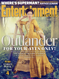 OUTLANDER - FOR YOUR AYES ONLY! - CAITRONA BALFE
