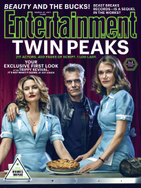TWIN PEAKS 3 OF 3 COLLECTOR'S COVERS