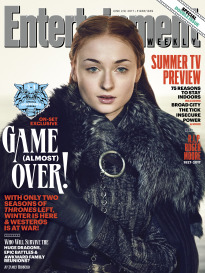 GAME OF THRONES: SOPHIE TURNER (SANSA STARK)