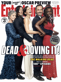 THE WALKING DEAD - ALL CAST