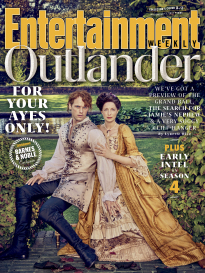 OUTLANDER - FOR YOUR AYES ONLY! - SET OF 3 COVERS