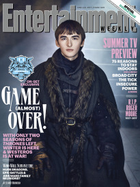 GAME OF THRONES: ISAAC HEMSTEAD-WRIGHT(BRAN STARK)