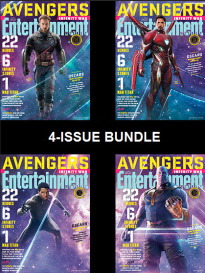 AVENGERS INFINITY WAR - SET OF 4