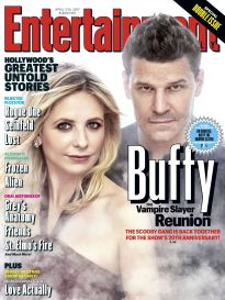 BUFFY VAMPIRE SLAYER - 4 LIMITED EDITION COVERS