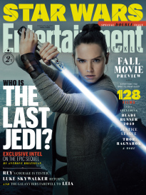 WHO IS THE LAST JEDI? DAISY RIDLEY