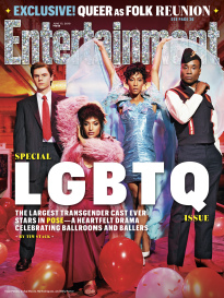 SPECIAL LGBTQ ISSUE