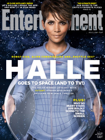 HALLE GOES TO SPACE (AND TO TV!)