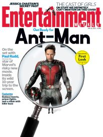 GET READY FOR ANT-MAN