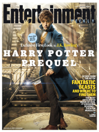 HARRY POTTER PREQUEL - FANTASTIC BEASTS
