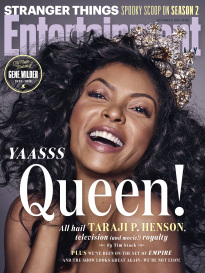 QUEEN! ALL HAIL TARAJI P. HENSON