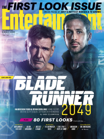 THE FIRST LOOK ISSUE - BLADE RUNNER 2049