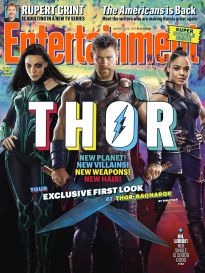 THOR - YOUR EXCLUSIVE FIRST LOOK