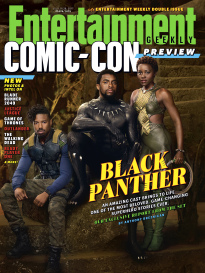 COMIC-CON PREVIEW BLACK PANTHER