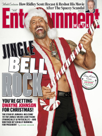 JINGLE BELL ROCK DWAYNE JOHNSON
