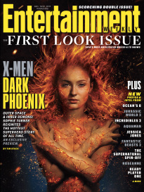 THE FIRST LOOK ISSUE - X-MEN DARK PHOENIX