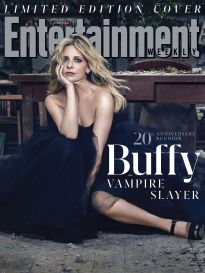 BUFFY THE VAMPIRE SLAYER: SARAH MICHELLE GELLAR