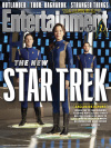 THE NEW STAR TREK - COLLECTORS COVER 2 OF 3