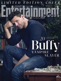 BUFFY THE VAMPIRE SLAYER: DAVID BOREANAZ