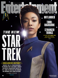 THE NEW STAR TREK- B&N EXCLUSIVE COLLECTORS 1 OF 3