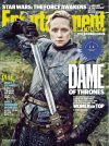 DAME OF THRONES: GWENDOLINE CHRISTIE AS BRIENNE