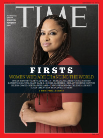 FIRSTS - AVA DUVERNAY