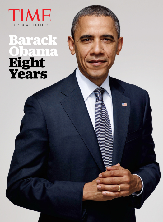 TIME Special Edition: Barack Obama: Eight Years