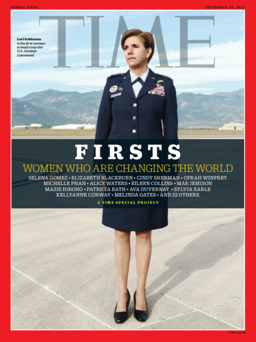 TIME FIRSTS Cover - Lori Robinson