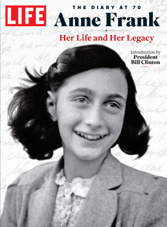 ANNE FRANK: 70 Years Later: The Diary and Her Story
