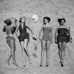 Summer Beach Fashions, by Nina Leen, 1950