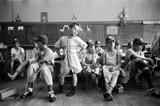 Little League, by Yale Joel, 1954