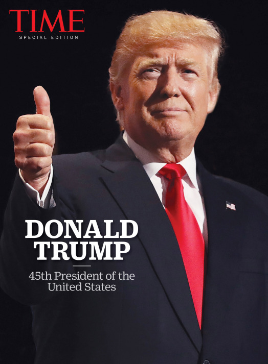 TIME Special Edition: Donald Trump, 45th President of the United States