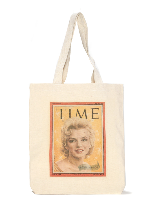Marilyn Monroe 1956 TIME Cover Tote Bag