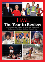 TIME Special Edition: The Year in Review