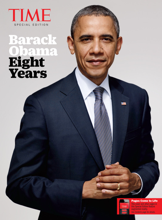 Barack Obama: Eight Years