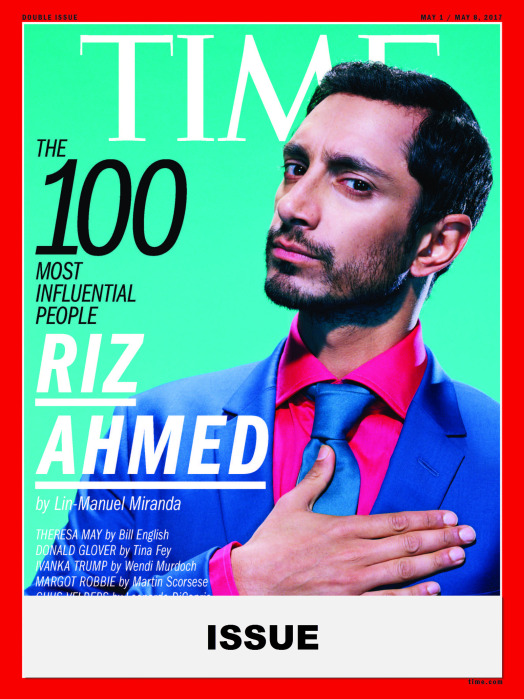 TIME 100 Issue- Riz Ahmed