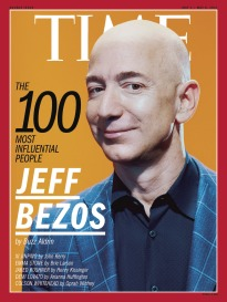 THE 100 MOST INFLUENTIAL PEOPLE - JEFF BEZOS