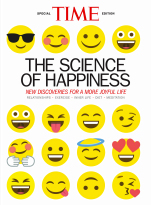TIME The Science of Happiness