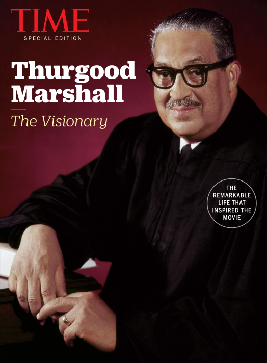 thurgood marshall time thurgood marshall
