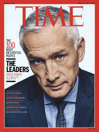 THE 100 MOST INFLUENTIAL PEOPLE - THE LEADERS