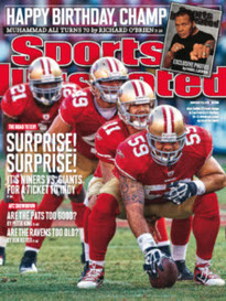 SURPRISE! SURPRISE! SF49ERS