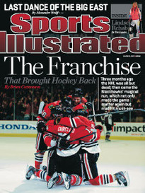 THE FRANCHISE THAT BROUGHT HOCKEY BACK BLACKHAWKS
